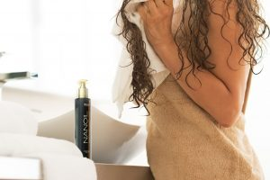 the best hair cosmetic - nanoil